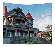 Corbin Norton House Marthas Vineyard Tapestry