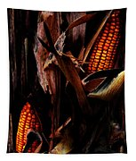 Corn Stalks Tapestry