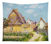Cottage At Le Vaudreuil Tapestry