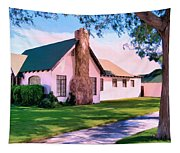 Cottage Tapestry