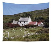 Cottage, Ireland Tapestry