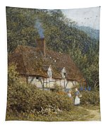 Cottage Near Witley Surrey Tapestry