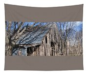 Country Barn Tapestry