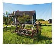 Country Classic Oil Tapestry