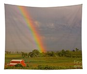 Country Rainbow Tapestry