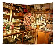 Country Store 1 Tapestry