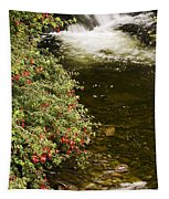 County Kerry, Ireland Fuchsia Bush Tapestry
