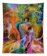 Coup De Foudre Tapestry