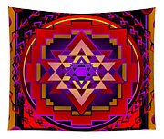 Courage 2012 Tapestry