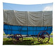 Covered Wagon Tapestry