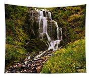 Crater Lake Falls Tapestry