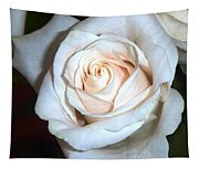 Creamy Rose Tapestry