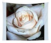 Creamy Rose IIi Tapestry
