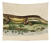 Crocodile Tapestry