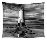 Crooked Lighthouse Tapestry