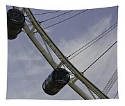 Cross Section Of The Singapore Flyer Tapestry