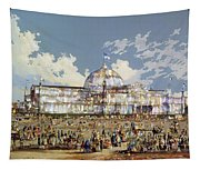 Crystal Palace New York Tapestry