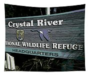 Crystal River Tapestry