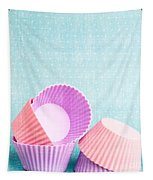 Cupcake Tapestry by Edward Fielding