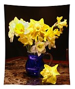 Daffodil Bouquet Tapestry