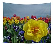 Daffodil Up Front Tapestry