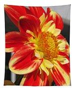 Dahlia Named Pooh Tapestry