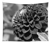 Dahlia Named Pride Of Place Tapestry