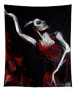 Dancer Tapestry