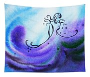 Dancing Water II Tapestry