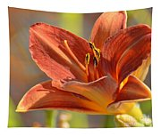 Day Lily Tapestry