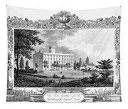 Deaf And Dumb Asylum, 1835 Tapestry
