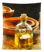 Decanter Of Oil Tapestry