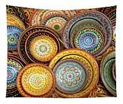 Decorative Plates Provence France Tapestry
