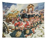 Defence Of Corunna Tapestry