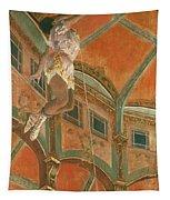 Degas: Miss La La Tapestry