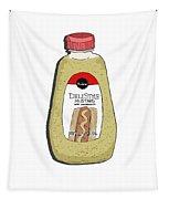 Deli Style Mustard Tapestry