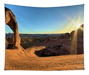 Delicate Arch Bowl Tapestry