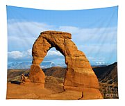Delicate Sights Tapestry