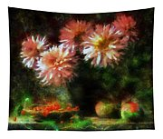Depths Of Tranquility Tapestry