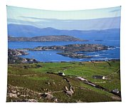 Derrynane Harbour, Caherdaniel, Ring Of Tapestry