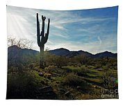 Desert Afternoon Tapestry