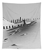 Desert Beach Tapestry