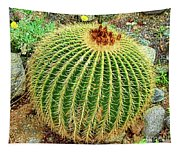 Desert Cactus Tapestry