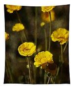 Desert Marigold Tapestry