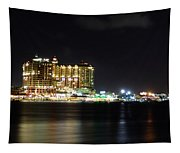Destin Harbor Tapestry