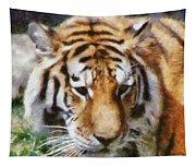 Detroit Tiger Tapestry