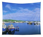 Dingle Town & Harbour, Co Kerry, Ireland Tapestry