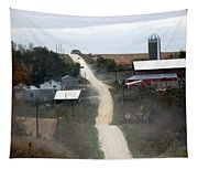 Dirty Road Tapestry