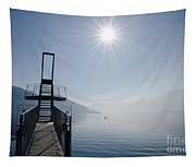 Diving Board Tapestry