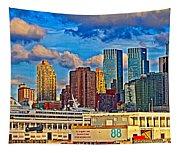 Dock Eighty Eight Tapestry